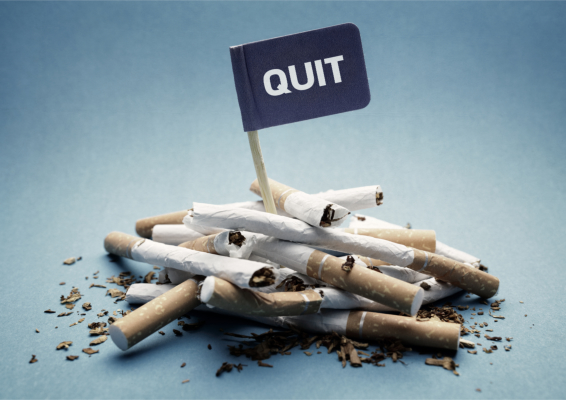 Your Temporary Relief May Damage You Permanently—Quit Smoking!